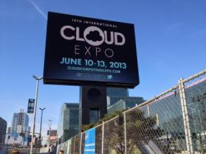 Cloud Expo 2013 Billboard South_468