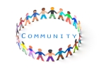 Community-Paper-People-in-Circle-