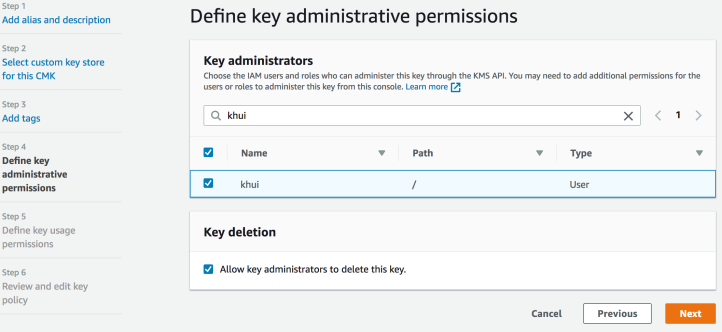 Using AWS KMS Custom Key Store with CloudHSM to Encrypt Your